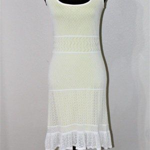ELLE lace fitted dress size XS